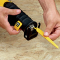 Factory Reconditioned Dewalt DCS380BR 20V MAX Cordless Lithium-Ion Reciprocating Saw (Tool Only) image number 12
