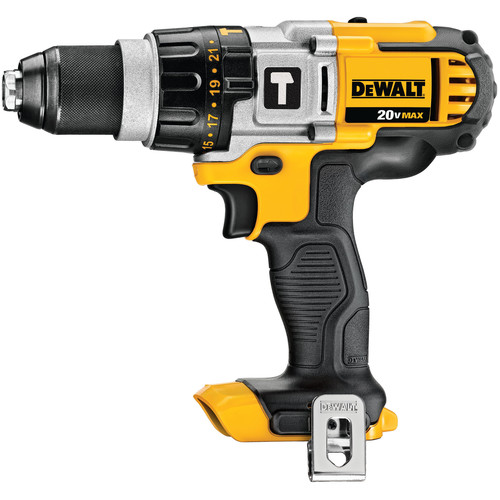 Dewalt DCD985B 20V MAX Cordless Lithium-Ion Premium 3-Speed Hammer Drill (Tool Only)