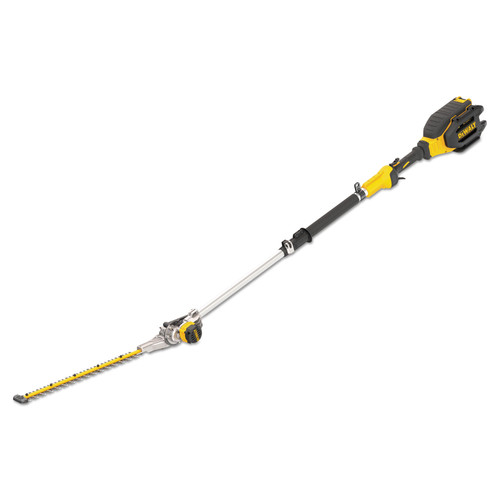 Factory Reconditioned Dewalt DCHT895M1R 40V MAX XR Brushless Lithium-Ion Cordless Telescopic Pole Hedge Trimmer Kit (4 Ah) image number 0
