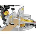 Factory Reconditioned Dewalt DWS716R 15 Amp Double-Bevel 12 in. Electric Compound Miter Saw image number 9