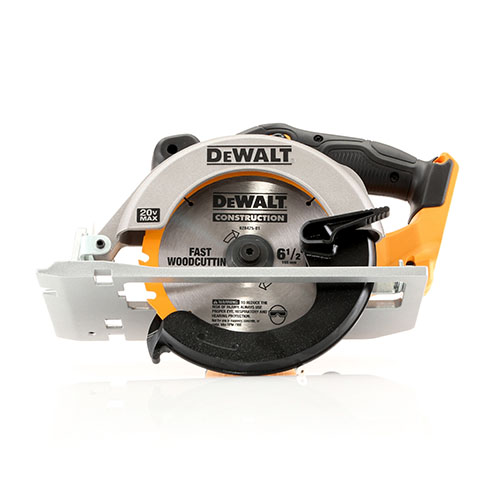 Dewalt dcs391b 20v max cordless lithium ion 6 1 2 in circular saw dewalt dcs391b 20v max cordless lithium ion 6 12 in circular greentooth Choice Image