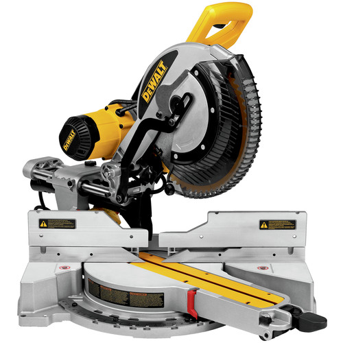 Factory Reconditioned Dewalt DWS779R 12 in. Double-Bevel Sliding Compound Corded Miter Saw image number 0