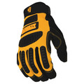 Dewalt DPG780M Performance Mechanic Grip Gloves - Medium image number 0