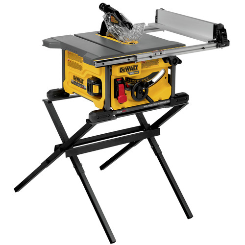 Dewalt DCS7485T1 60V MAX FlexVolt Cordless Lithium-Ion 8-1/4 in. Table Saw Kit with Battery image number 8