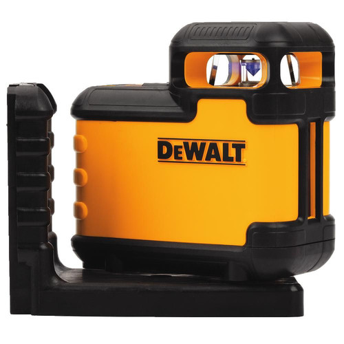 Dewalt DW03601 360-Degrees Red Beam Cross Line Laser image number 1
