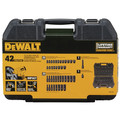 Dewalt DWMT19248 42 Piece 3/8 in Drive Combination Impact Socket Set - 6 Point image number 3
