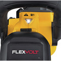 Dewalt DCS690X2 FlexVolt 60V MAX Cordless Brushless 9 in. Cut-Off Saw Kit image number 4
