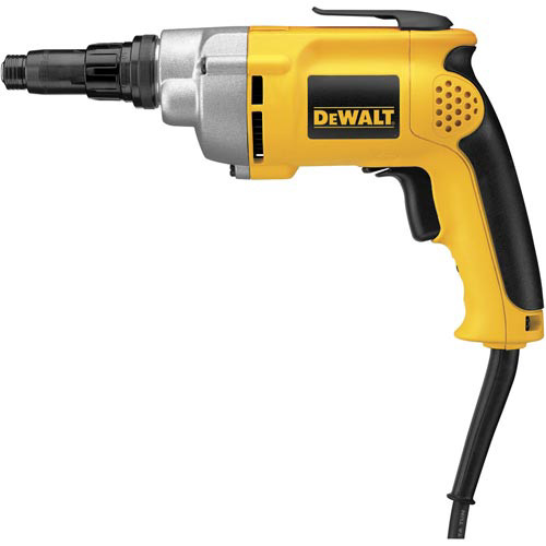 Dewalt DW267 6.5 Amp 0 - 2,000 RPM VSR VERSA-CLUTCH Screwdriver
