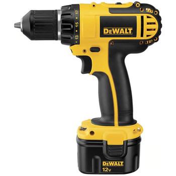 Factory Reconditioned Dewalt DC742KAR 12V Cordless 3/8 in. Compact Drill Driver Kit