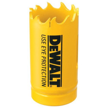 Dewalt D180020B12-BNDL12 1-1/4 in. Bi-Metal Hole Saw (12-Pack) image number 0