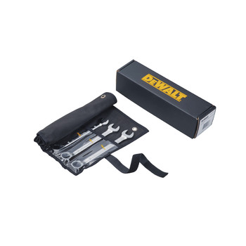 Dewalt DWMT19230 12 Piece Ratcheting Metric Wrench Set image number 1