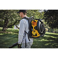 Factory Reconditioned Dewalt DCBL590X1R 40V MAX XR Lithium-Ion Brushless Backpack Blower Kit image number 4