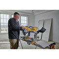 Factory Reconditioned Dewalt DWS716R 15 Amp Double-Bevel 12 in. Electric Compound Miter Saw image number 12