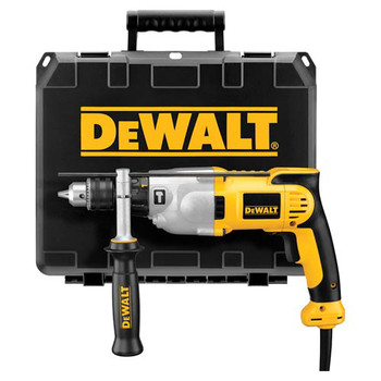 Dewalt DWD520K 10 Amp Variable Speed Pistol Grip 1/2 in. Corded Hammer Drill Kit image number 1