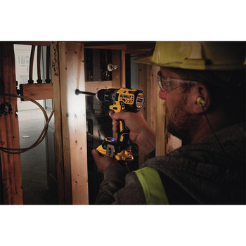Dewalt DCD792D2 20V MAX XR Lithium-Ion Compact 1/2 in. Cordless Compact Drill Driver Kit with Tool Connect (2 Ah) image number 3