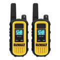Dewalt DXFRS300 1 Watt Heavy Duty Walkie Talkies (Pair) image number 1
