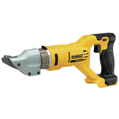 Dewalt DCS494B 20V MAX 14-Gauge Cordless Lithium-Ion Swivel Head Double Cut Shears (Tool Only) image number 0