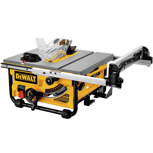 Dewalt DW745 10 in. Compact Jobsite Table Saw image number 0