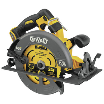 Dewalt DCS578B FLEXVOLT 60V MAX Brushless Lithium-Ion 7-1/4 in. Cordless Circular Saw with Brake (Tool Only)