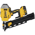 Dewalt DCN21PLM1 20V MAX 21-degree Plastic Collated Framing Nailer Kit image number 2