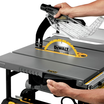 Dewalt dwe7491rs 10 in 15 amp site pro compact jobsite table saw dewalt dwe7491rs 10 in 15 amp site pro compact jobsite table saw with rolling stand greentooth Images