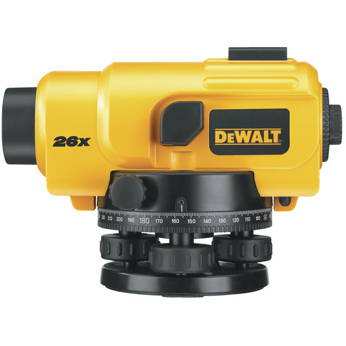 Dewalt DW096PK 26x Auto Level Package image number 1