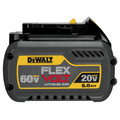 Dewalt DCB606 20V/60V MAX FLEXVOLT 6 Ah Lithium-Ion Battery