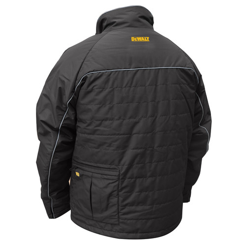 Dewalt DCHJ075B-L 20V MAX Li-Ion Quilted/Heated Jacket (Jacket Only) image number 1
