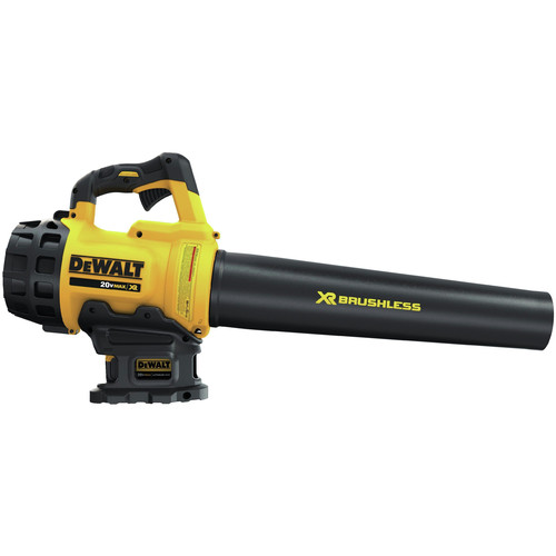 Factory Reconditioned Dewalt DCBL720P1R 20V MAX 5.0 Ah Cordless Lithium-Ion Brushless Blower image number 2