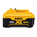 Dewalt DCB206-2 20V MAX Premium XR 6 Ah Lithium-Ion Slide Battery (2-Pack) image number 1