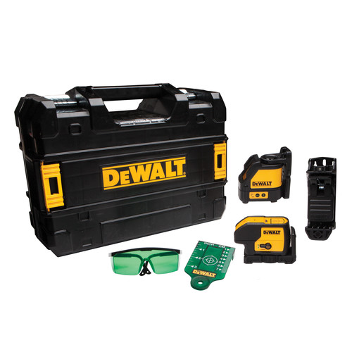 Dewalt DW0883CG Green Beam Line and Spot Laser image number 0