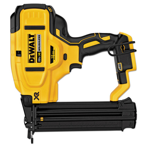 Factory Reconditioned Dewalt DCN680BR 20V MAX Cordless Lithium-Ion 18 Gauge Brad Nailer (Tool Only) image number 0