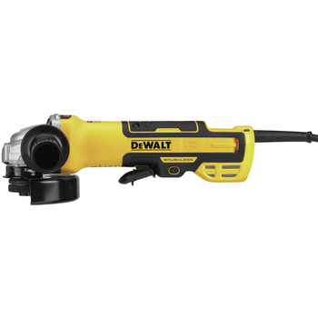 Dewalt DWE43214 5 in. Brushless Paddle Switch Small Angle Grinder with Kickback Brake image number 1