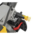 Factory Reconditioned Dewalt DWS715R 15 Amp Single Bevel Compound 12 in. Miter Saw image number 6