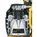 Dewalt D55151 1.1 HP 4 Gallon Oil-Lube Hand Carry Air Compressor image number 1