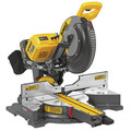 Dewalt DHS790AT2DWX723 120V MAX FlexVolt 12 in. Dual Bevel Sliding Compound Miter Saw Kit with Heavy-Duty Miter Saw Stand image number 6