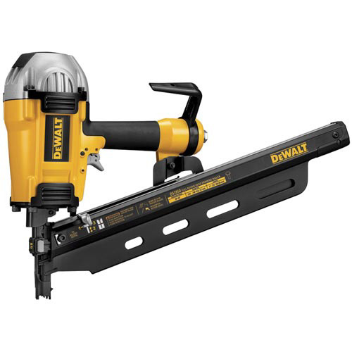 Factory Reconditioned Dewalt D51850R 20 Degree 3-1/2 in. Full Round Head Framing Nailer