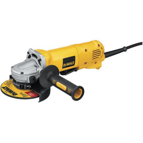 Factory Reconditioned Dewalt DWE402NR 11.0 Amp 4-1/2 in.  Angle Grinder with No Lock-On