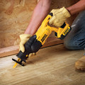 Dewalt DCS380B 20V MAX Cordless Lithium-Ion Reciprocating Saw (Tool Only) image number 2