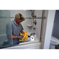 Dewalt DCD200D1 20V MAX XR 2.0 Ah Cordless Lithium-Ion Brushless Drain Snake Kit image number 6