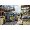 Dewalt DWST08820 ToughSystem 2.0 Radio and Charger image number 7