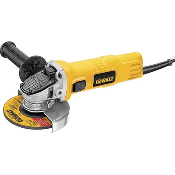 Dewalt DWE4011 4-1/2 in. 12,000 RPM 7.0 Amp Angle Grinder with One-Touch Guard image number 1