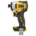 Dewalt DCKTS279C2 ATOMIC 20V MAX Brushless 1/2 in. Hammer Drill Driver / 1/4 in. Impact Driver Combo Kit with TOUGHSYSTEM image number 2