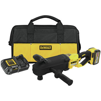 Dewalt DCD471X1 60V MAX Brushless Quick-Change Stud and Joist Drill with E-Clutch System Kit (3 Ah)