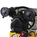 Dewalt DXCMLA1683066 /240V 1.6 RHP 30 Gallon V-Twin Vertical Air Compressor image number 7