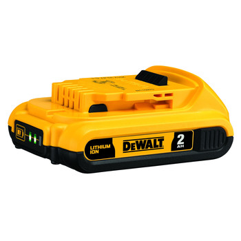 Dewalt DCB203 20V MAX XR 2 Ah Lithium-Ion Compact Battery