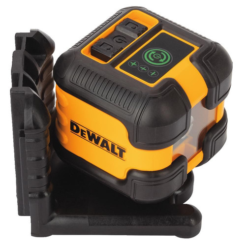 Dewalt DW08802CG Green Cross Line Laser Level (Tool Only) image number 4