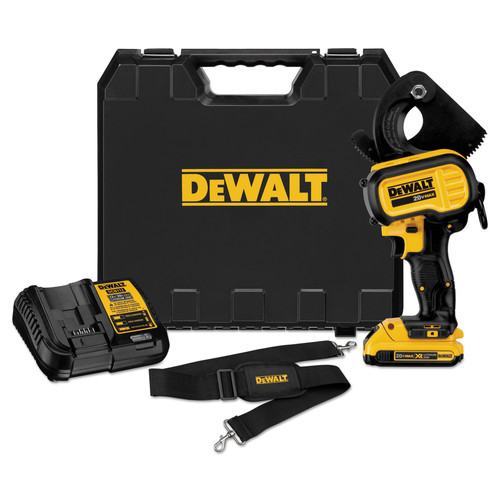 Dewalt DCE150D1 20V MAX Cordless Lithium-Ion Cable Cutting Tool Kit