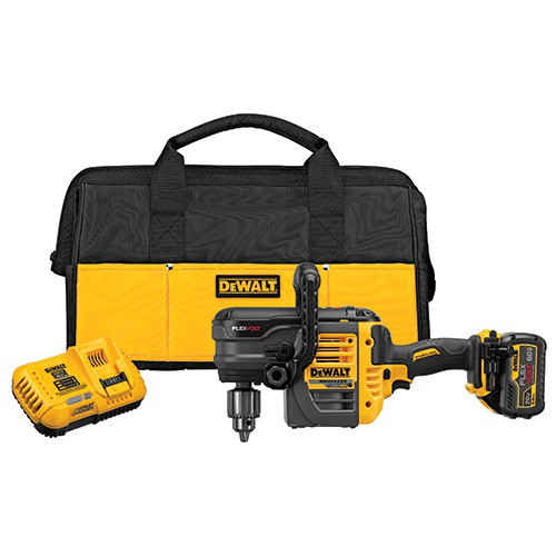 Factory Reconditioned Dewalt DCD460T1R FlexVolt 60V MAX Lithium-Ion Variable Speed 1/2 in. Cordless Stud and Joist Drill Kit with (1) 6 Ah Battery image number 0
