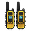 Dewalt DXFRS800 2 Watt Heavy Duty Walkie Talkies (Pair) image number 1
